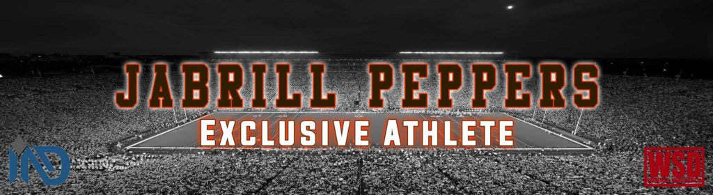 Jabrill Peppers - Exclusive Athlete